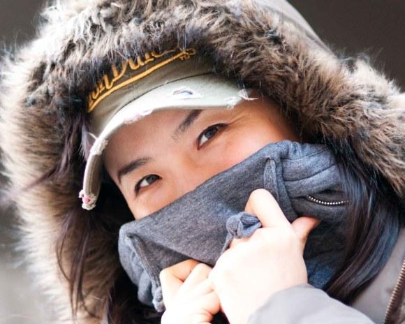 Winter Smile